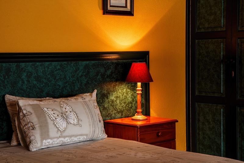 Ide Desain Lampu Kamar Tidur Masa Kini